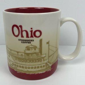 Starbucks Global Icon City 2011 Ohio Mug